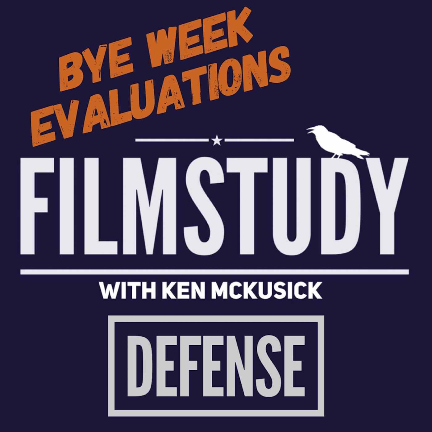 Bye Week Evaluations : Defense