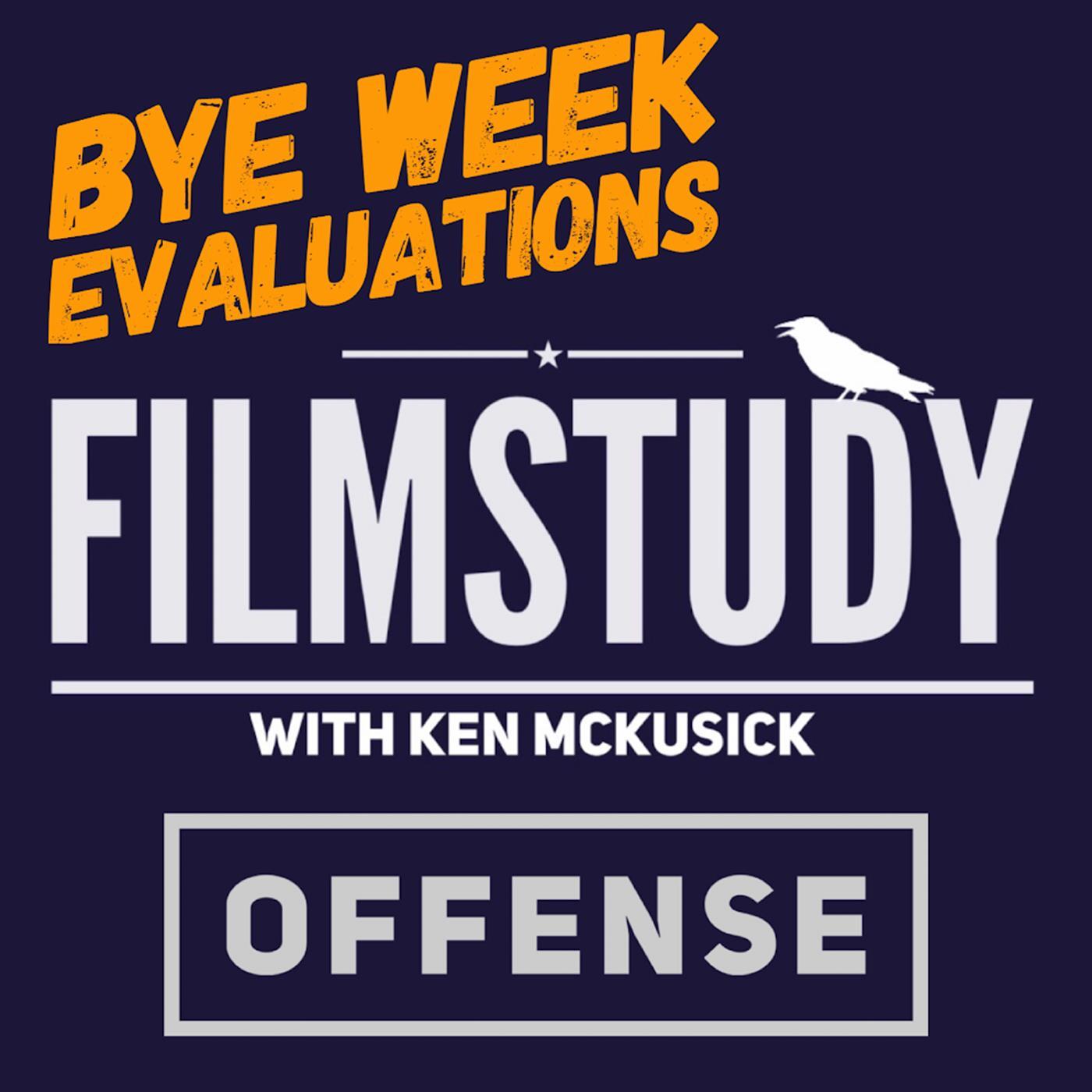 Bye Week Evaluations : OFFENSE