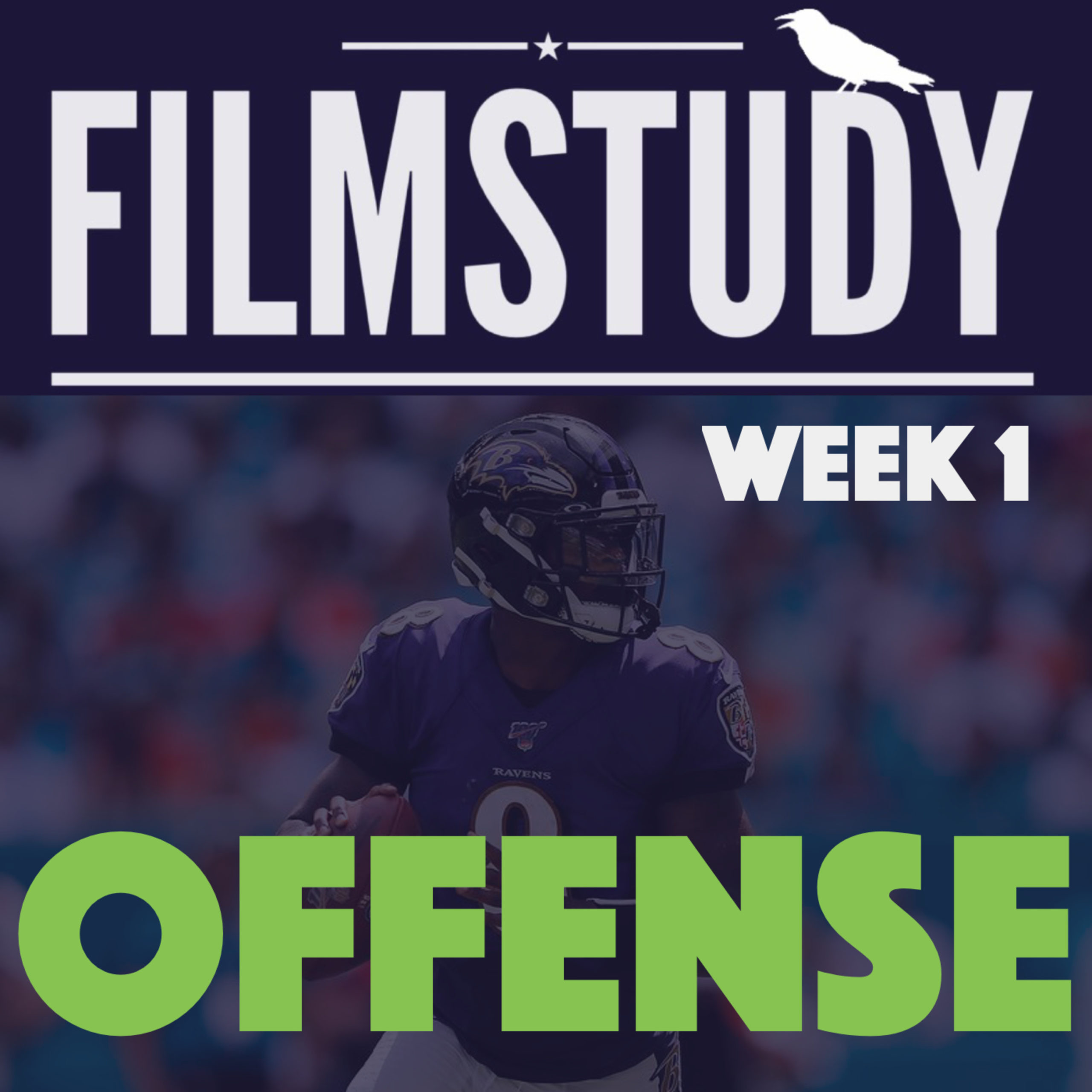 Offense Review : Week 1 Ravens @ Dolphins