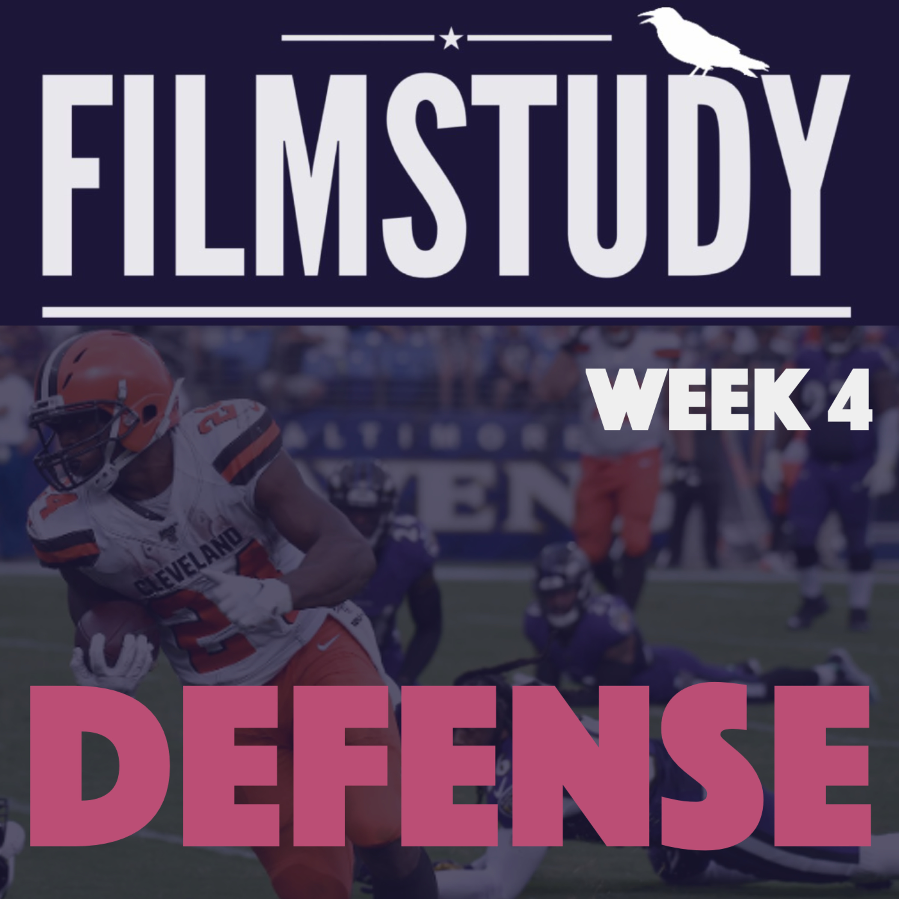 Defense Notes : Browns @ Ravens Week 4
