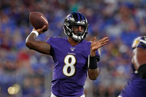 Offense Notes : Ravens vs Jaguars Preseason Game 1