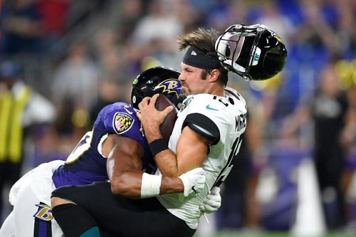 Defense Notes: Ravens vs Jaguars Preseason Game 1