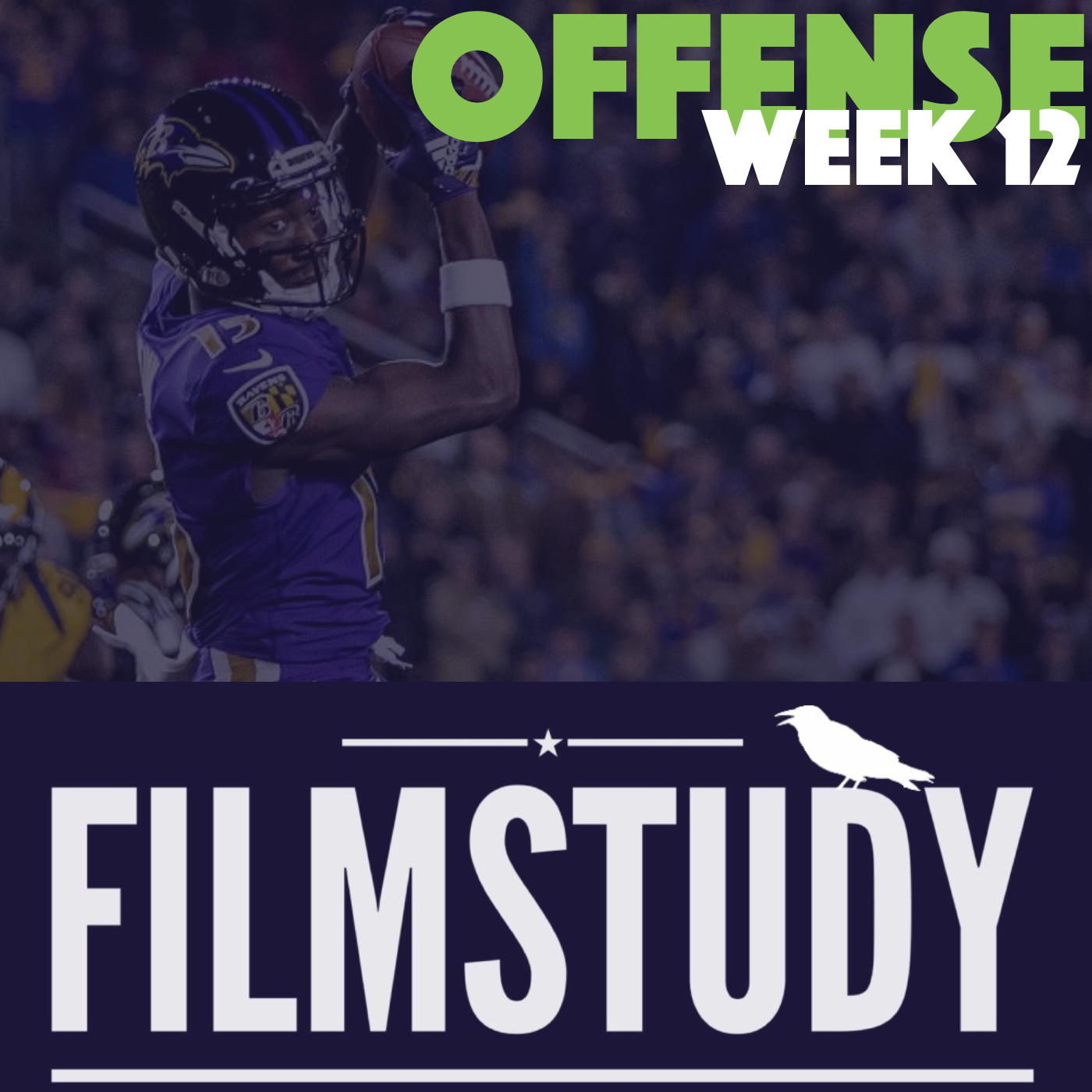 Offense Notes – Week 12 – Ravens @ Rams