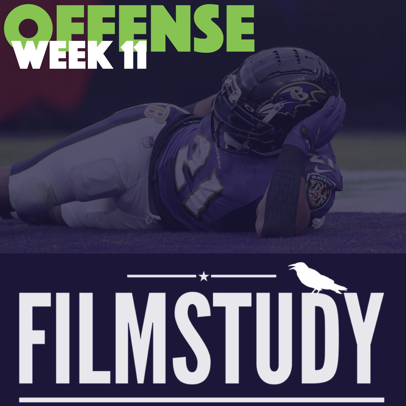 Offense Notes – Week 11 – Texans @ Ravens