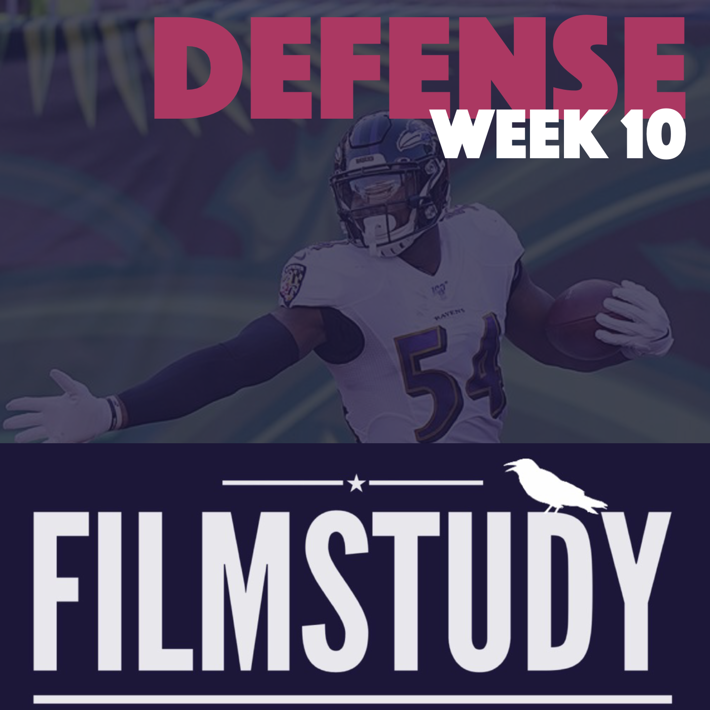 Defense Notes – Week 10 – Ravens @ Bengals