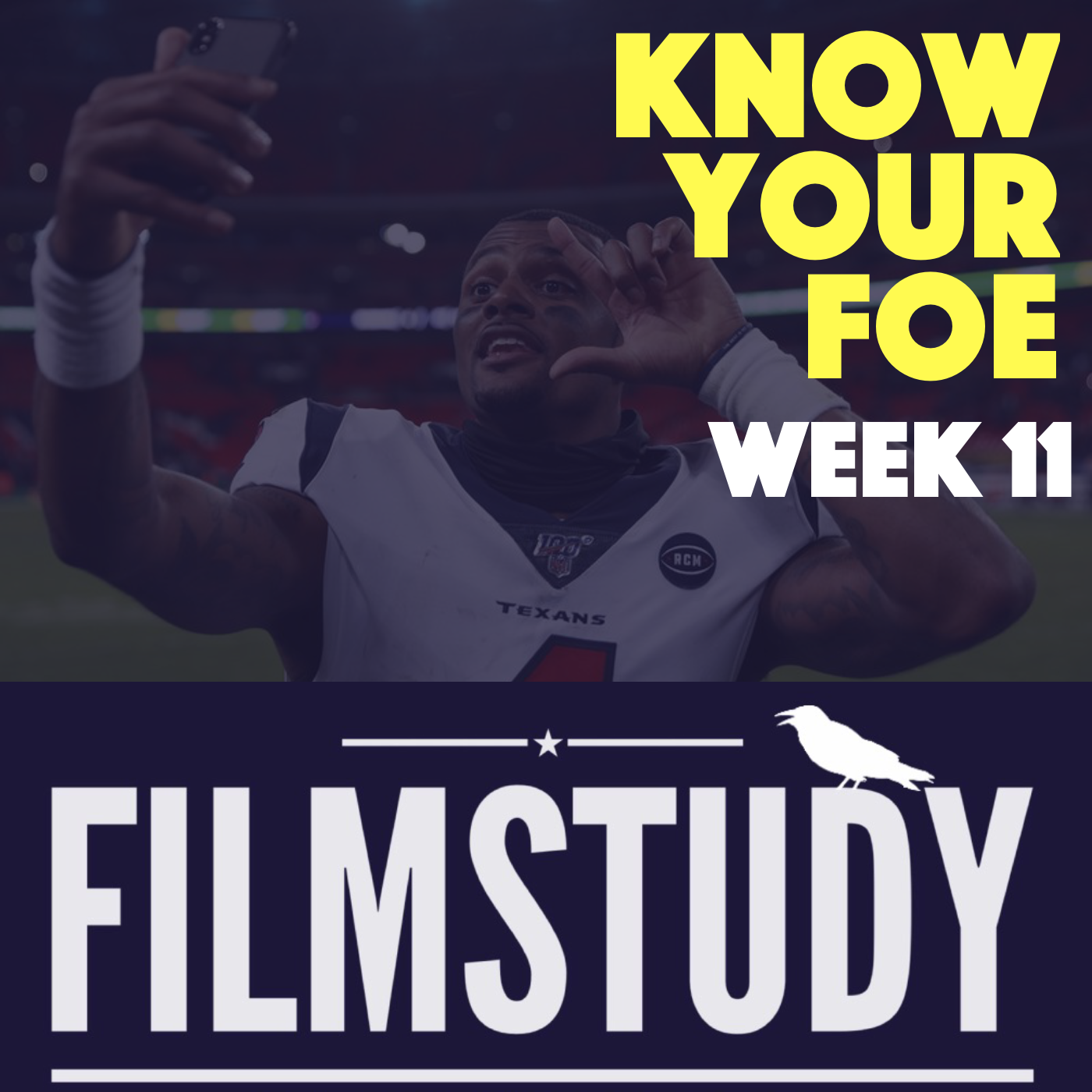 Know Your Foe – Week 11 – Houston Texans