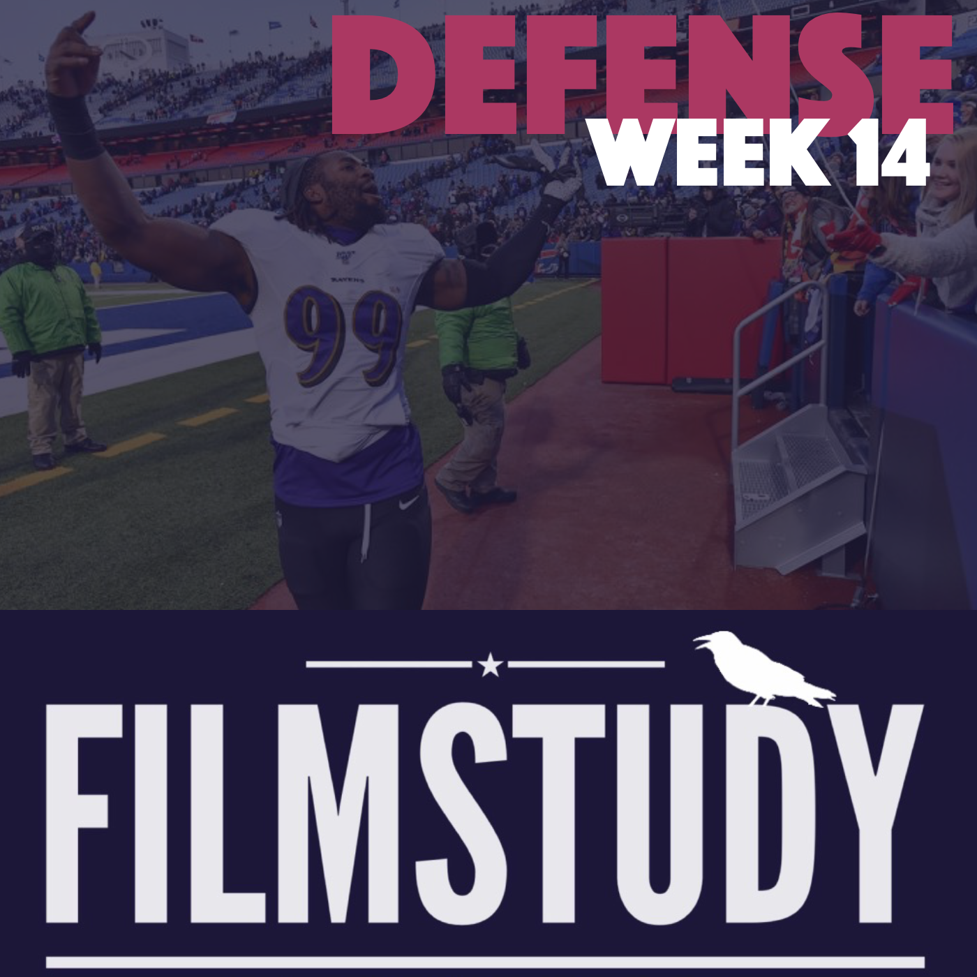 Defense Notes – Week 14 – Ravens at Bills