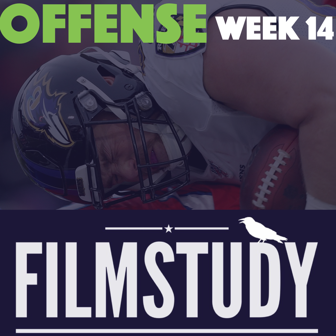 Offense Notes – Week 14 – Ravens at Bills