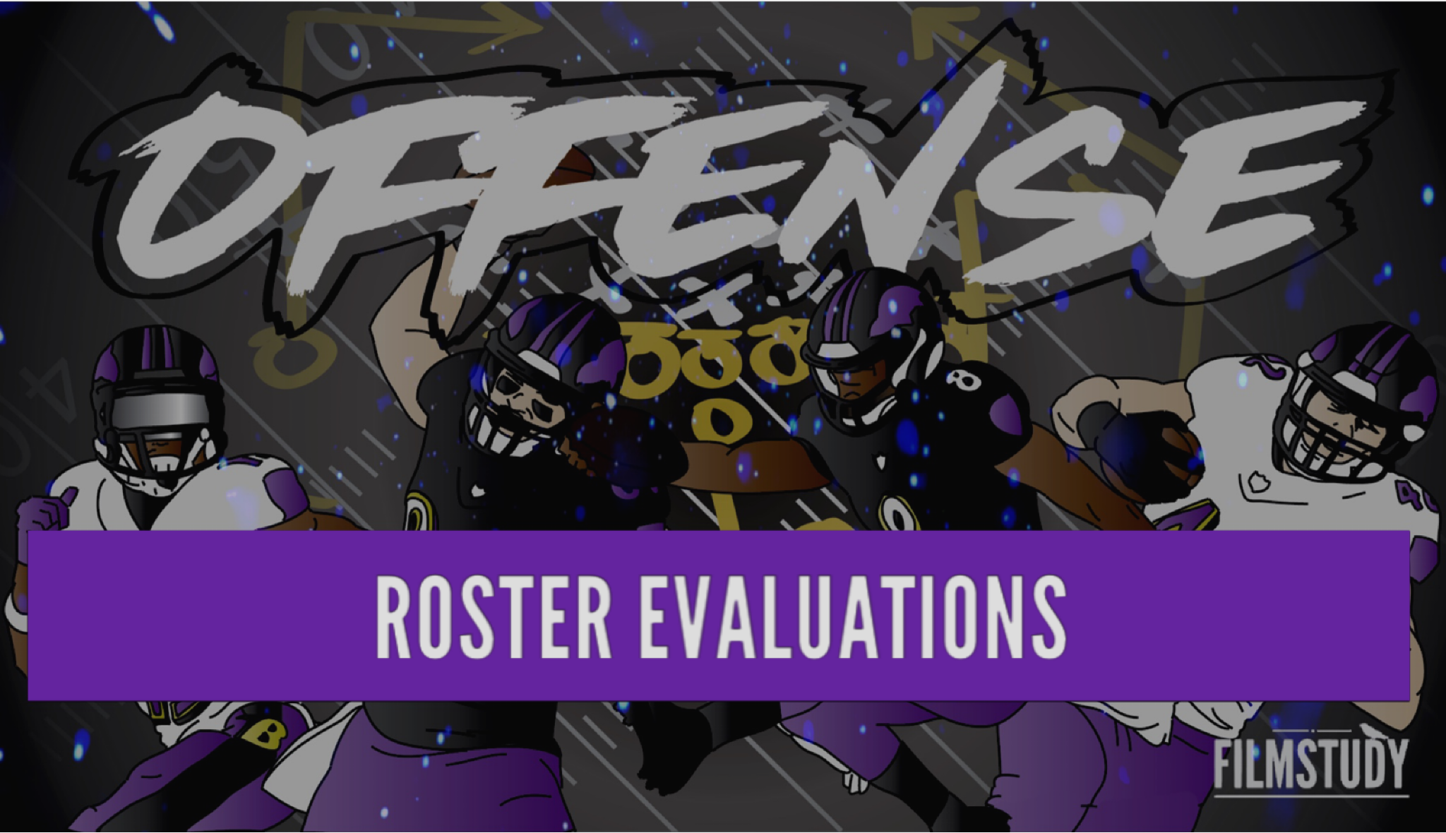 End Of Season Roster Evaluation-Offense 2019