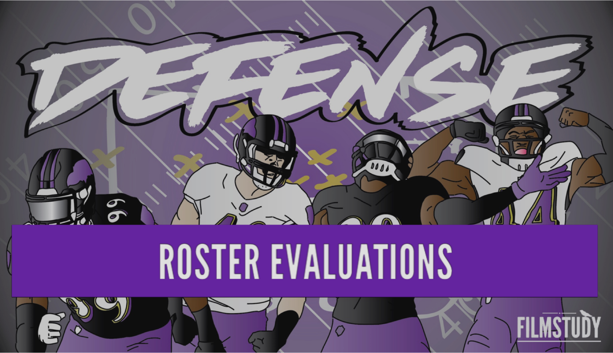 End Of Season Roster Evaluation-Defense 2019