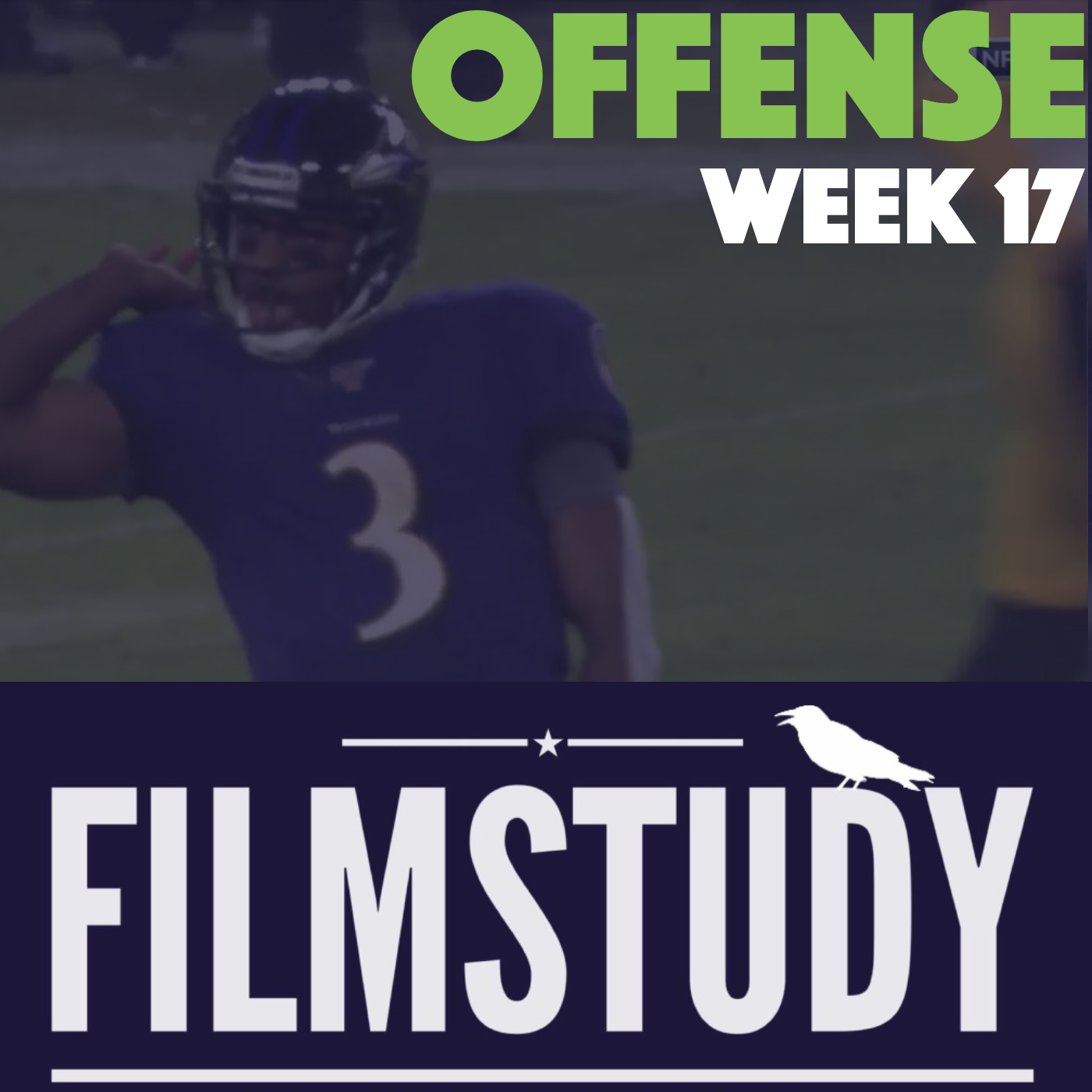 Offense Notes : Steelers @ Ravens Week 17
