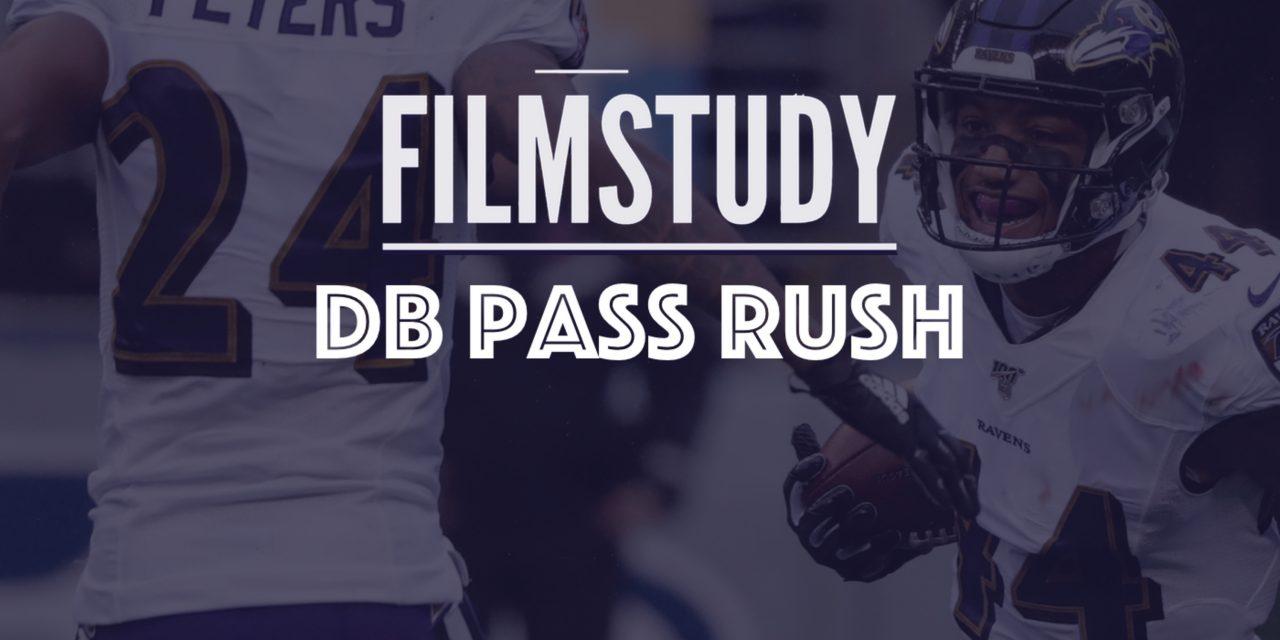 DB Pass Rush