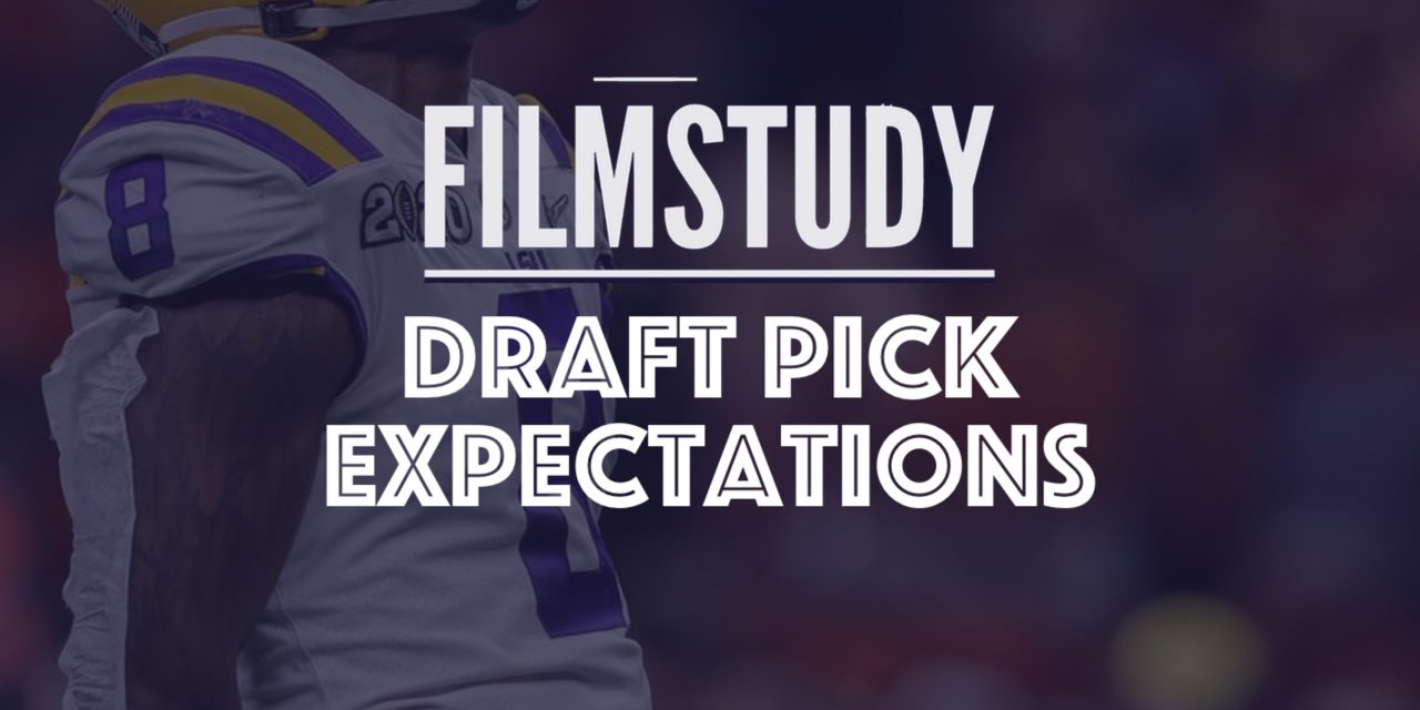 Draft Pick Expectations