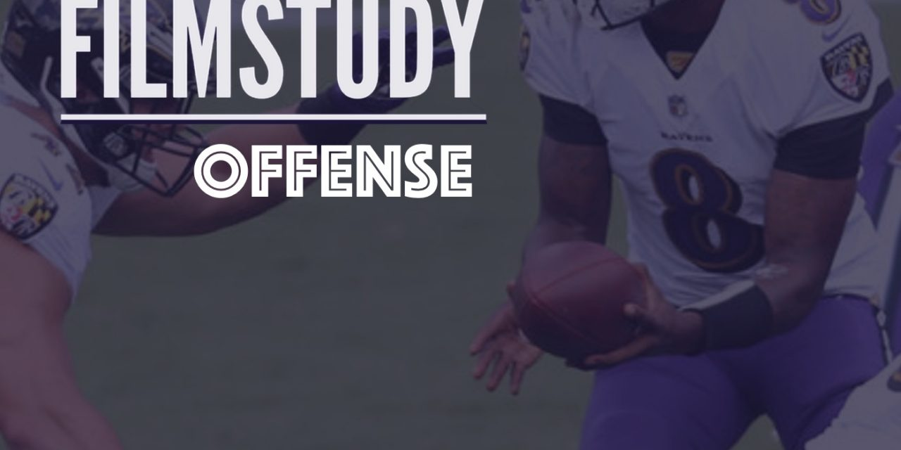Offense Notes : Week 2 Ravens at Texans