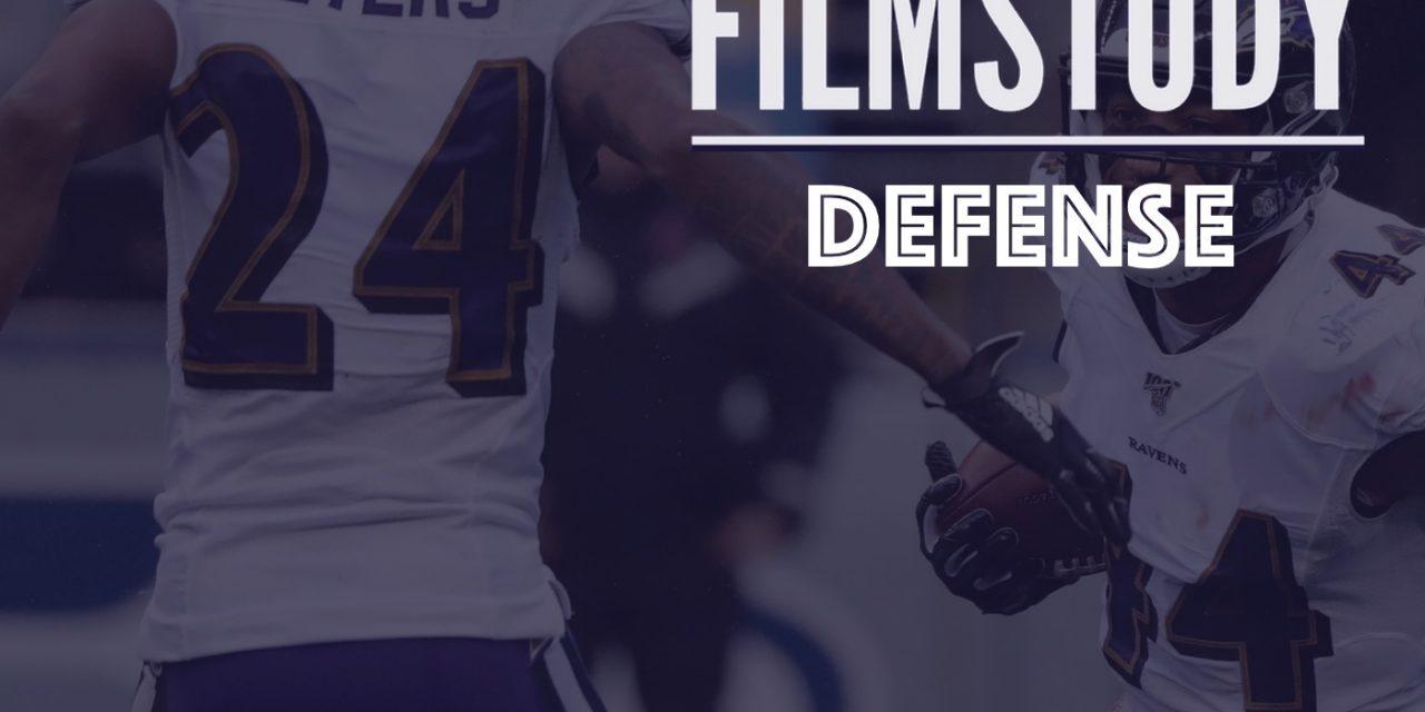 Defense Notes : Week 2 Ravens at Texans