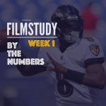 By The Numbers – Week 1
