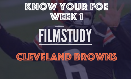 Know youR Foe : Cleveland Browns