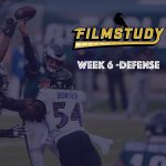 Defensive Notes : Week 6 Ravens @ Eagles