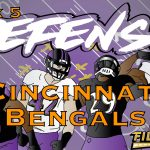Defensive Notes Week 5 Cincinnati Bengals @ Baltimore Ravens