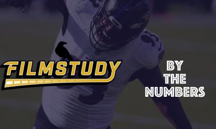 By the Numbers Week 6