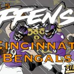 Offense Line Scoring Week 5 Cincinnati Bengals @ Baltimore Ravens