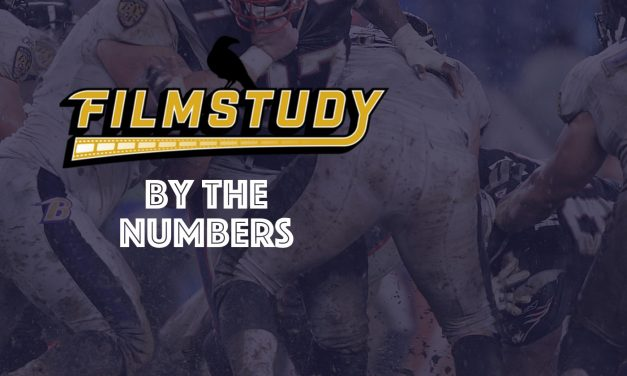 By The Numbers Week 11