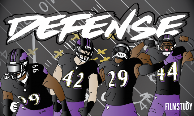 Defensive Notes Week 9 Baltimore Ravens @ Indianapolis Colts