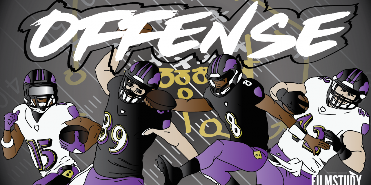 Offense Line Scoring Week 12 Baltimore Ravens @ Pittsburgh Steelers