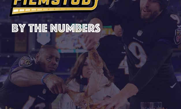 By The Numbers Week 12