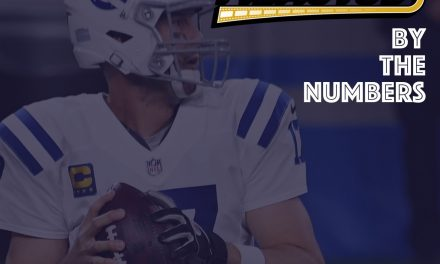 By The Numbers Week 9