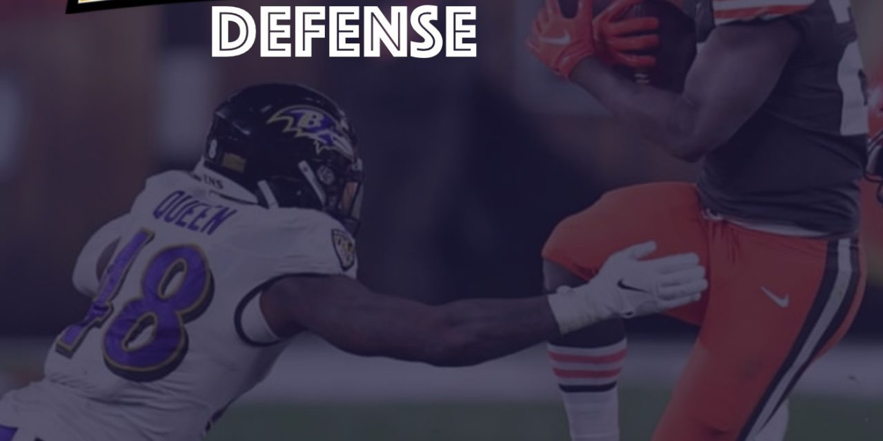Defensive Notes : Week 14 Ravens @ Browns