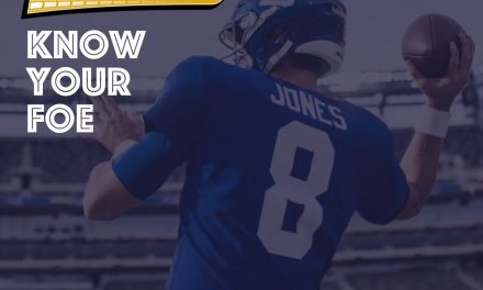 Know Your Foe : New York Giants