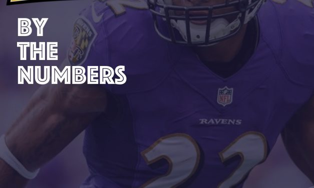 By The Numbers : Week 17