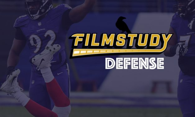 Defensive Notes : Week 16 New York Giants @ Baltimore Ravens