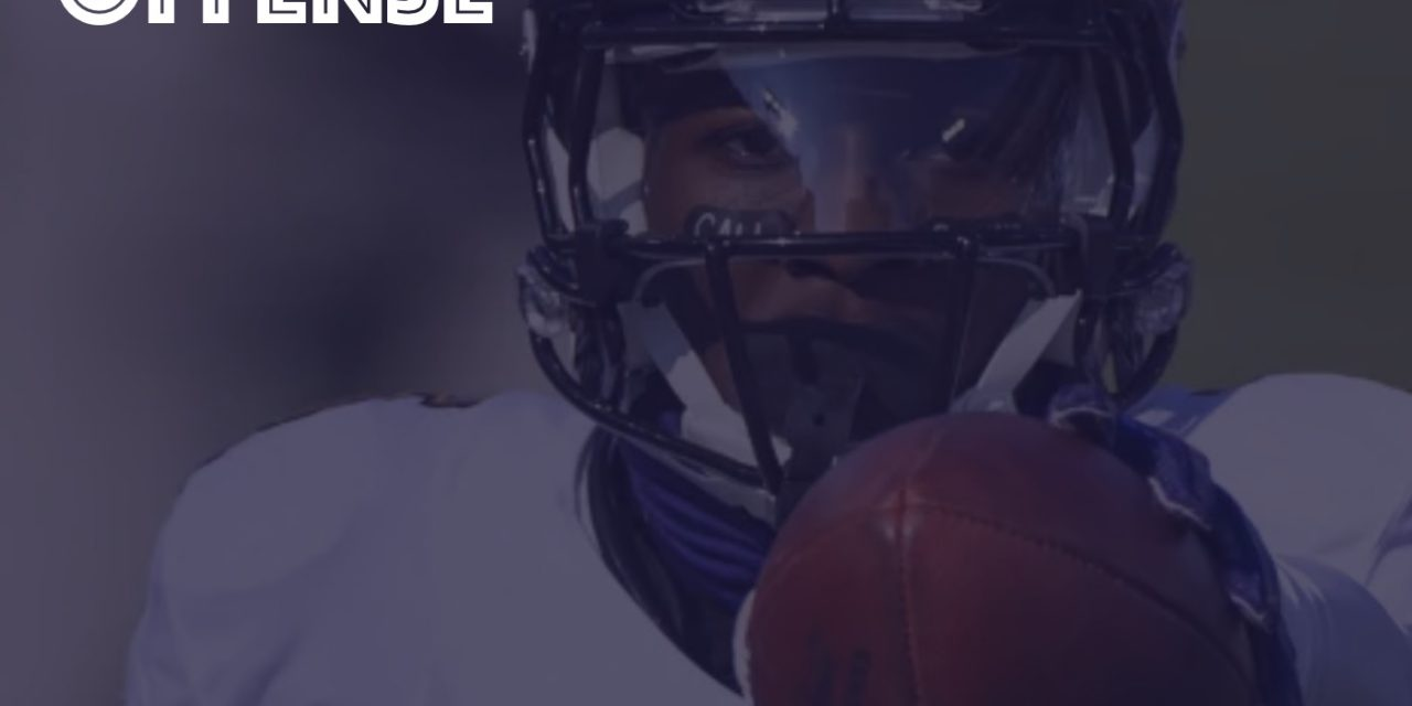 Offensive Notes : AFC Wild Card Baltimore Ravens @ Tennessee Titans