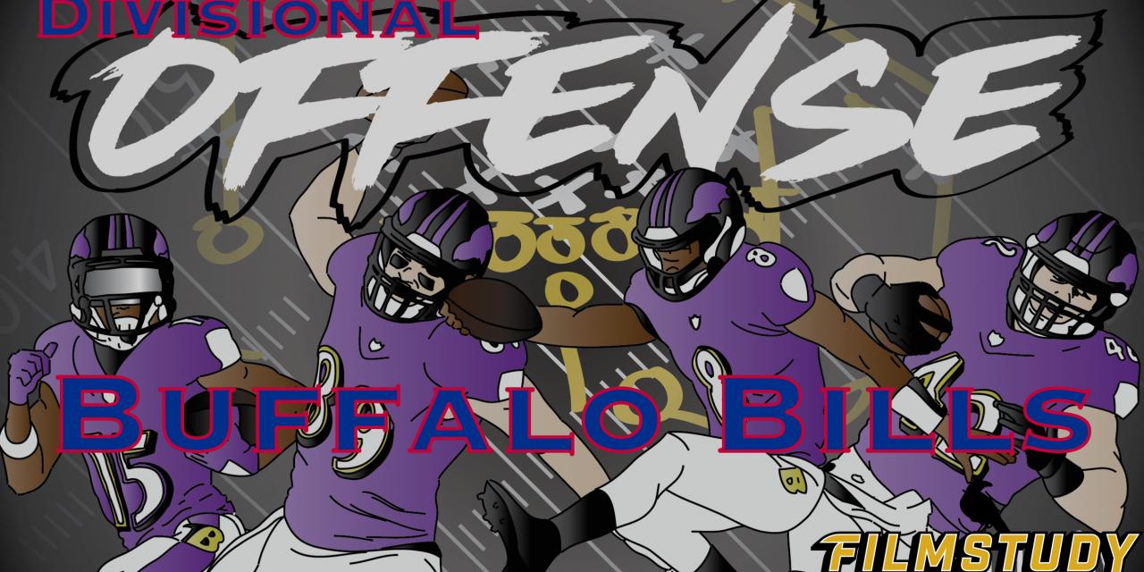 Offense Line Scoring Divisional Round Baltimore Ravens @ Buffalo Bills
