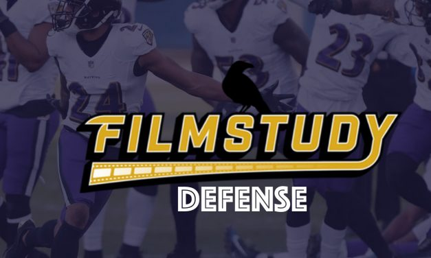 Defensive Notes : AFC Wild Card Baltimore Ravens @ Tennessee Titans