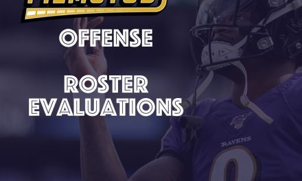 End of Season Evaluations : Offense – 2-1-21