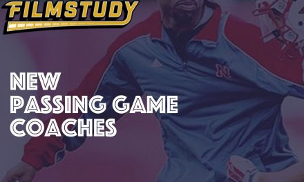 New Passing Game Coaches