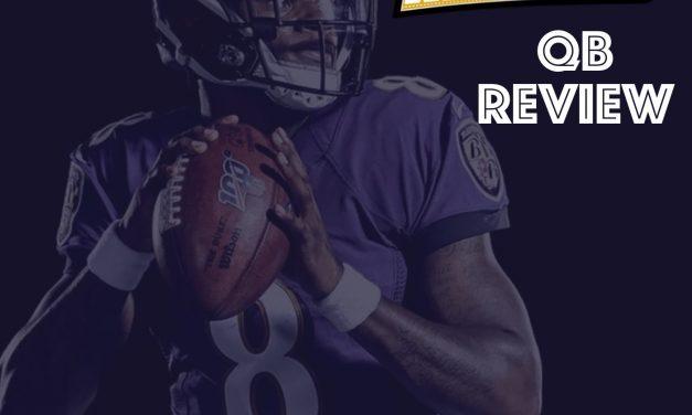 2020 QB REview