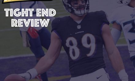 2020 TE Review