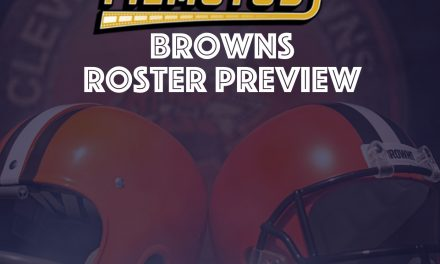 Browns Roster Preview 2021