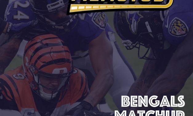 Matchup vs Bengals