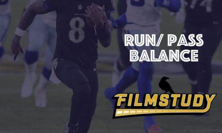 Run / Pass Balance