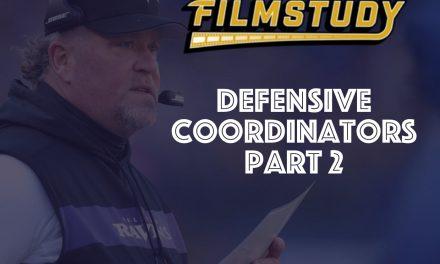 Defensive Coordinators – Part 2