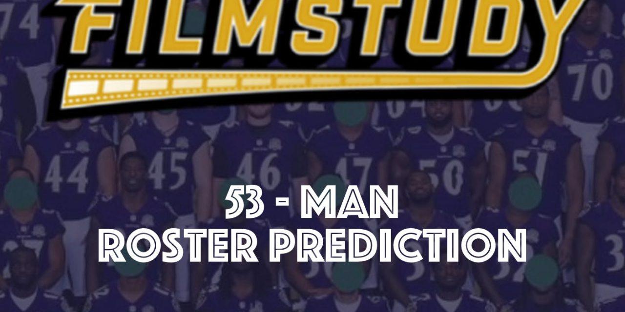 53-Man Roster Prediction