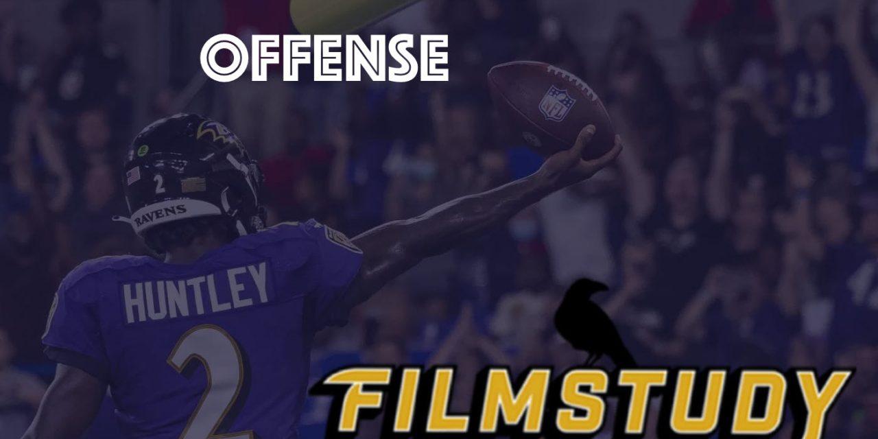Offense Notes : Preseason Week 1 2021