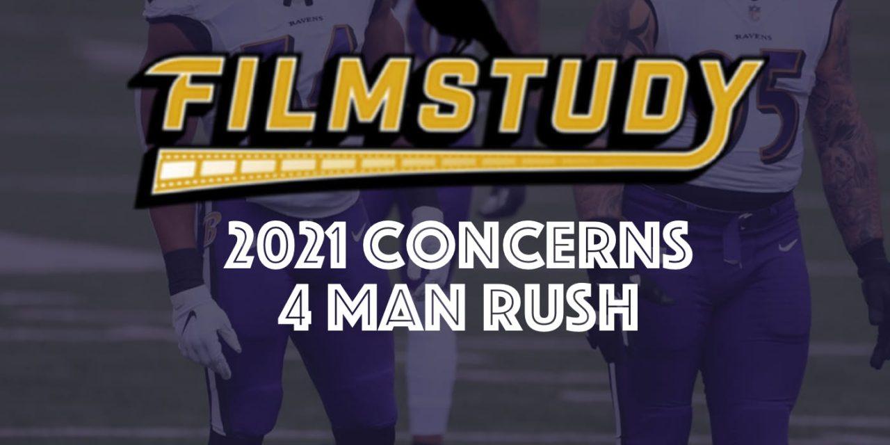 2021 Concerns: 4-Man Rush