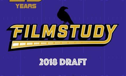 25 years – 2018 Draft