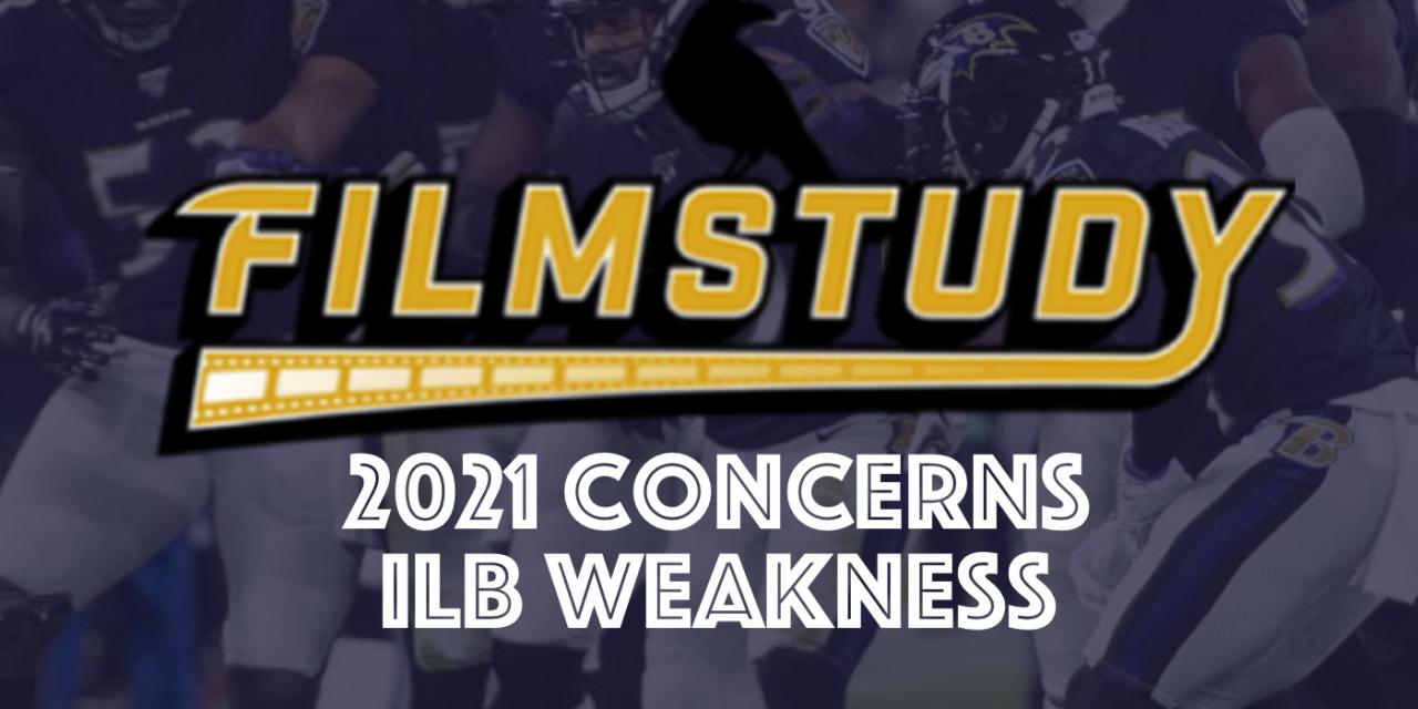 2021 Concerns : ILB Weakness